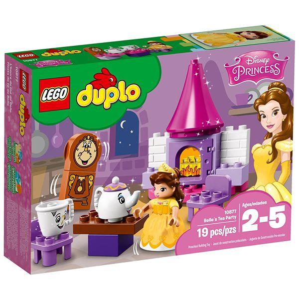 Lego DUPLO Belle's Tea Party Princess Image