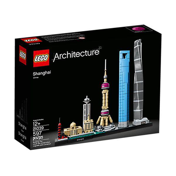 Lego ARCHITECTURE Shanghai Image