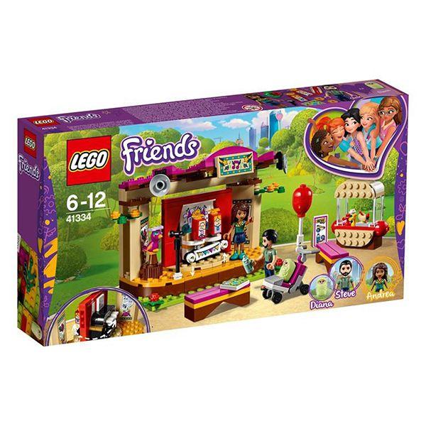Lego FRIENDS Andrea's Park Performance Image