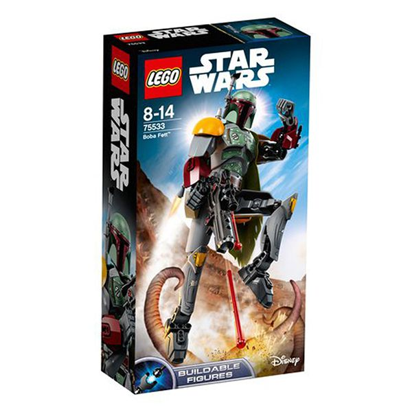 Lego STAR WARS Boba Fett Image