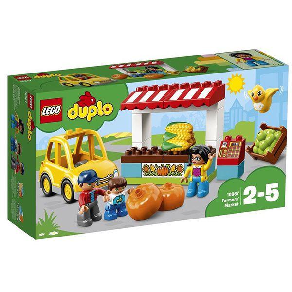 Lego DUPLO Farmers' Market Image