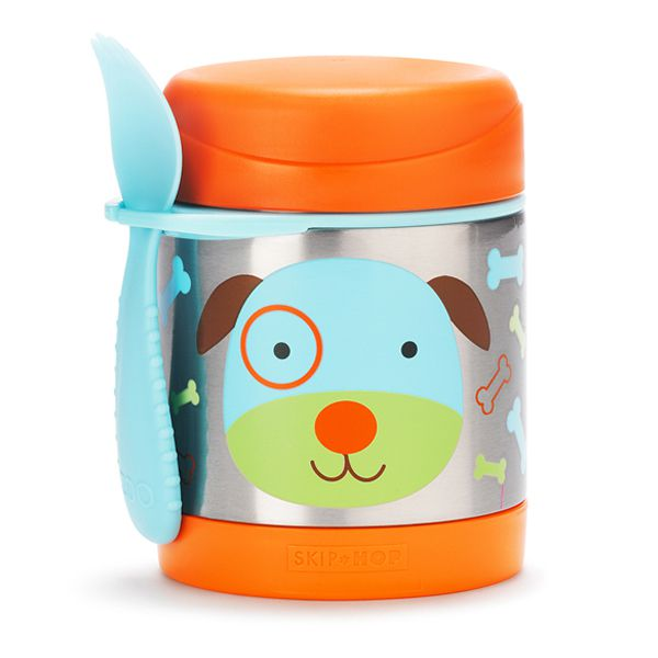 Skip Hop ZOO Food Jar Image
