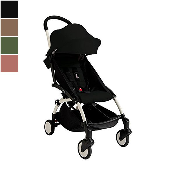 BABYZEN™ YoYo+ Frame Stroller + Color Pack Attachment Image