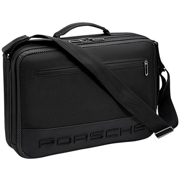 Porsche 2-in-1 Rucksack & Messenger Bag Image
