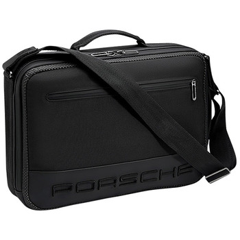 Porsche 2-in-1 Rucksack & Messenger Bag