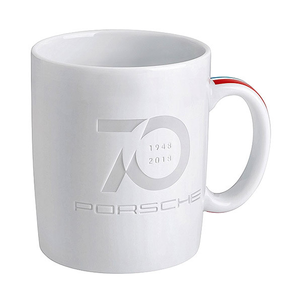 Porsche 70-YEARS OF PORSCHE Coffee Mug Image