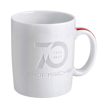 Porsche 70-YEARS OF PORSCHE Coffee Mug
