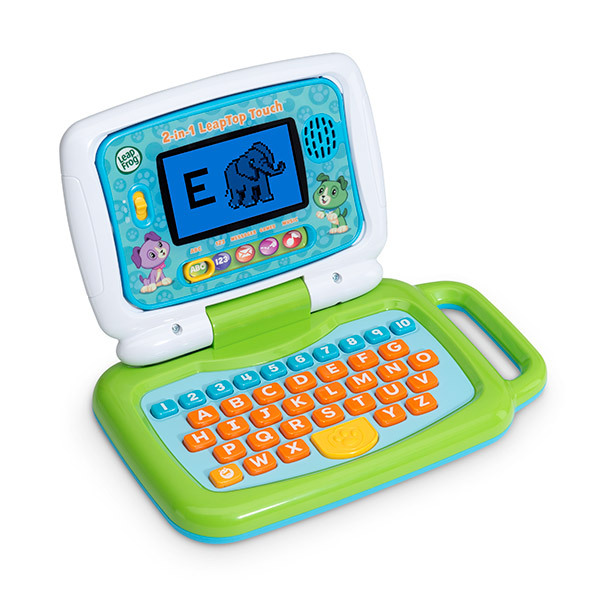 LeapFrog 2-in-1 LeapTop Touch Image