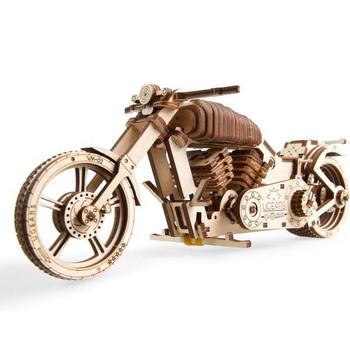 Ugears VM-02 Bike 3D Wooden Puzzle 189pcs
