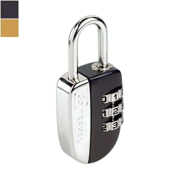 Go Travel Combination Luggage Padlock Image