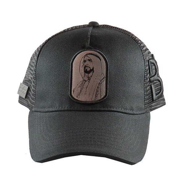 B360° Cap with Zayed Logo Image