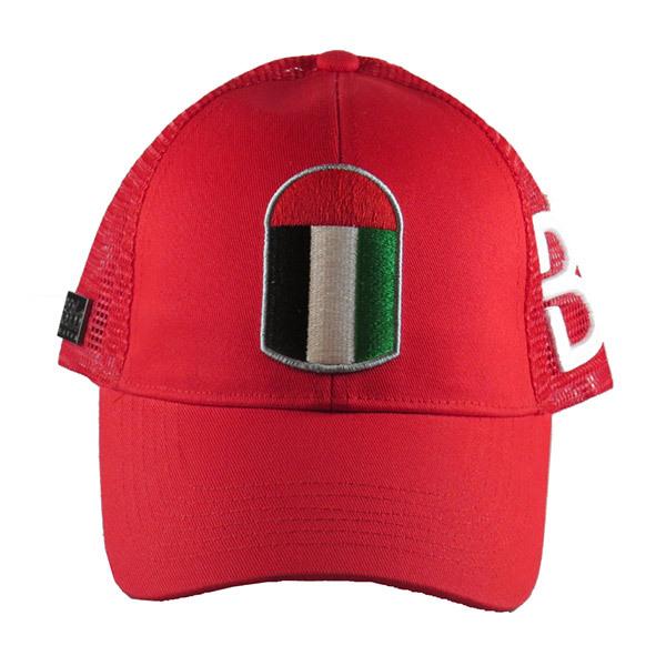 B360° Cap with UAE Logo Image