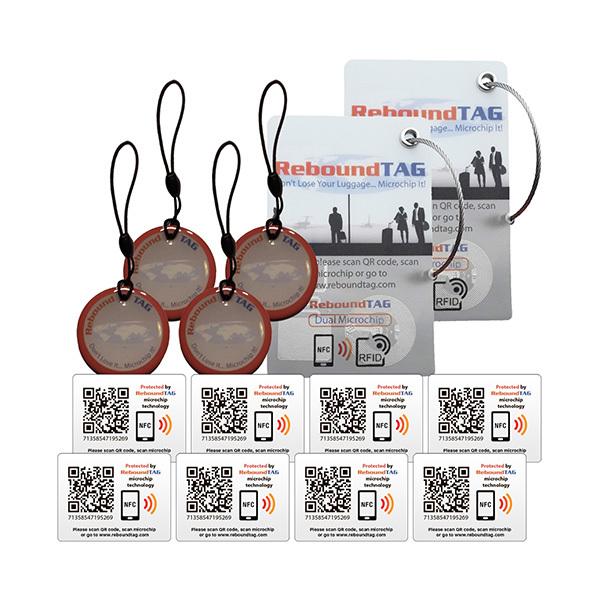 ReboundTAG Premium Travel Pack Image