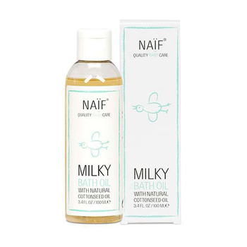 Naïf Milky Bath Oil 100ml