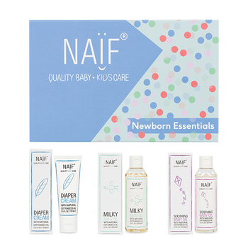 Naïf Newborn Essentials Gift Set