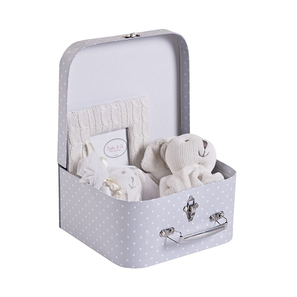Childhome NATTI & CO Suitcase Gift Box Image