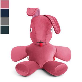 Fatboy CO9 XS Velvet Bunny Beanbag + Lamzac 1.0