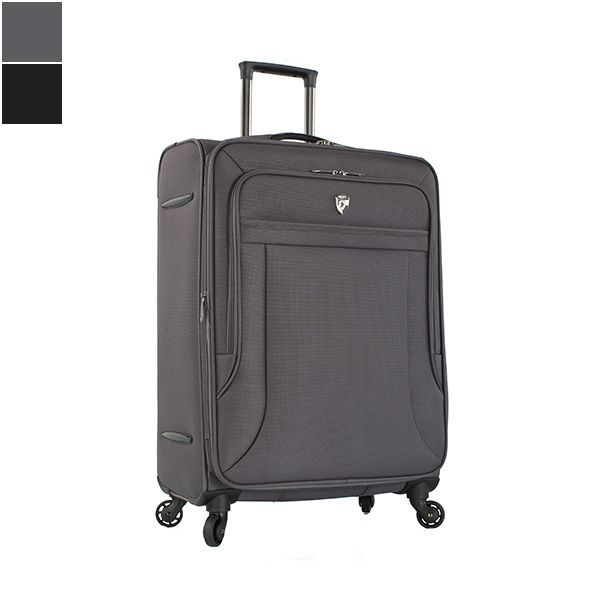 Heys TREK 4-Wheel Softside Carry-on Spinner 53cm Image